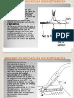 Soldadura Oxiacetilenica II
