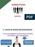Bioetica 10 dilemas eticos