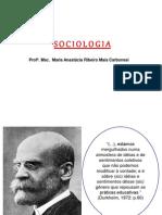 Aulas - Sociologia e Antropologia