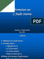 Audit Interne Mars 2006