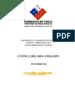 Cuenca Andalien