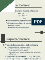 Prog Lineal