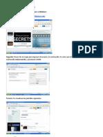 Slidshare y Scribd Como Subir Archivos (TIC)