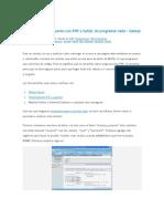 Autenticación de usuarios con PHP y MySQL sin programar nada