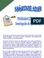 Clase IO - Solver