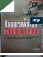 Buku Keperawatan Medikal Bedah