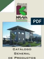 Catálogo Malaka de Prefabricados, S.L.