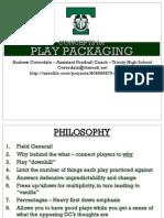 Trinity - 2012 Play Packaging