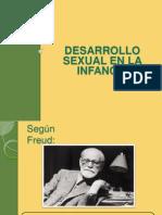 Desarrrollo Sexual Infantil