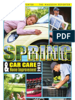 2013 Spring Home Improvement & Car Care Guide