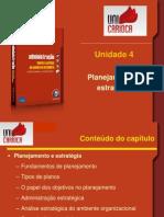 Unidade 4 - Planejamento e Estratégia