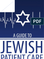A Guide To Jewish Patient Care