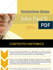 Centesimus Annus Diapos