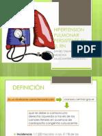Hipertension Pulmonar Persistente en El Rn