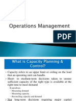 operation management ch4