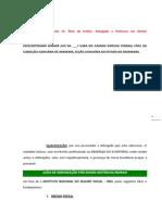 Peticao Dano Material Indenizacao Dos Honorarios Convencionais-Modelo