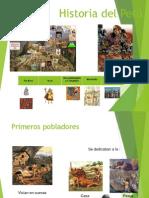 Historia del Perú. POWER POIT
