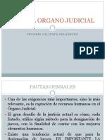 Ley Del Organo Judicial