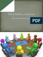 Sociedades y Empresas 1
