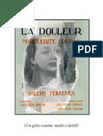 DOSSIER LA DOULEUR - MARGUERITE DURAS.pdf