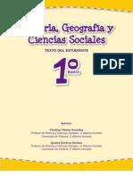 HGCS ESTUDIANTE - 1° Básico