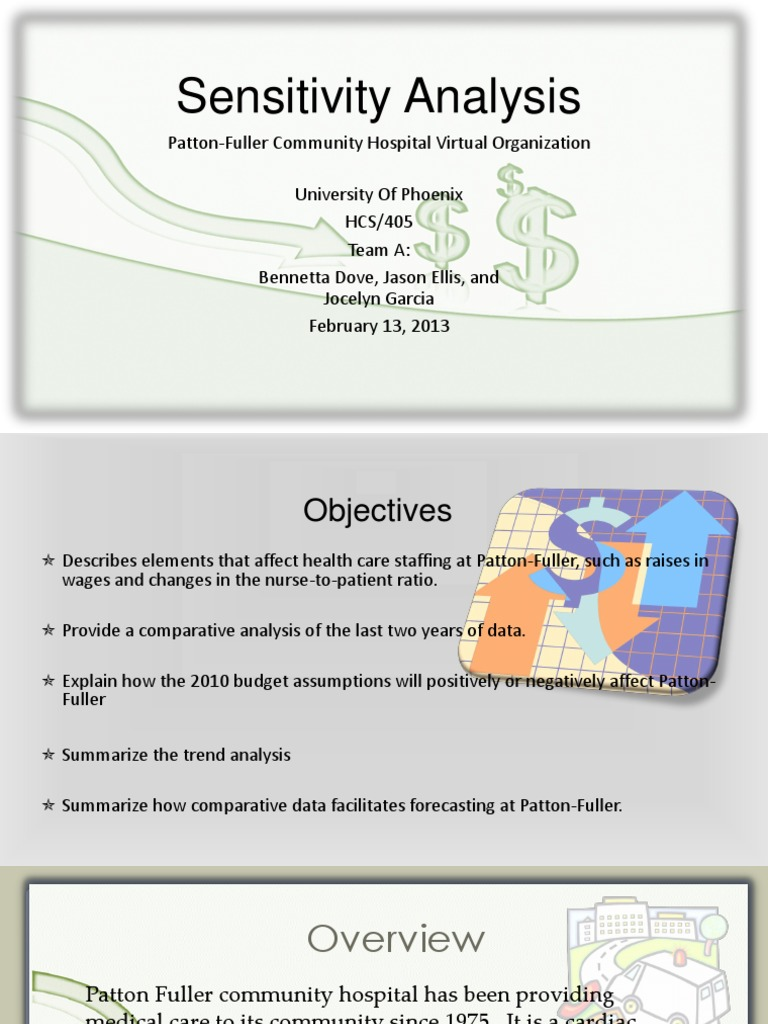 summarize trend analysis comparative data of patton fuller hospital The strategic planning challenge 185 strategic planning and strategy 186 strategic management process 187 environmental analysis  hospital introduced  data from.