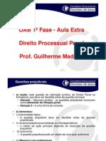 Material - Guilherme Madeira - Aula Extra - Dir Processual Penal