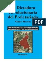 Libro Dictadura Revolucionaria Del Proletariado
