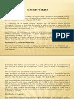 Eclesiologia - Leccion I-III Butera