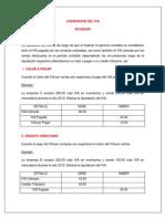 Liquidacion Del Iva
