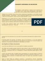 Eclesiologia - Leccion VII Butera