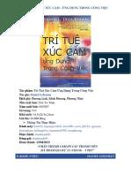 Trí Tuệ Xúc Cảm - Ứng Dụng Trong Công Việc - Daniel Goleman [E-BOOK VTBT]