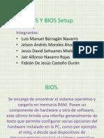 BIOS Y BIOS Setup.pptx