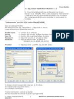 Conneccion de SQL Server Desde PowerBuilder 11.5 Jhalebet