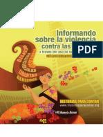 54076161 Guia Para Facilitadoras y Facilitadores Informando Sobre La Violencia Contra Las Mujeres1
