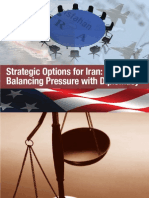Strategic Options for Iran