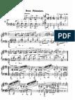 Polonesa Opus 26 No 1 de Federico Chopin