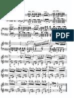 Polonesa Opus 26 No 2 de Federico Chopin.