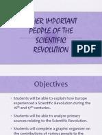 scientific revolution part 2