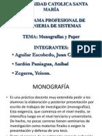 Exp-monografias y Paper