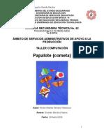 Análisis de Objeto Técnico El Papalote