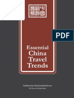 Essential China Travel Trends Tiger Edition