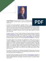 Biografia de Carlos Piantini