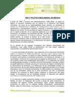 Globalizacion y Politica Neoliberal en Mexico U6
