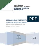 PROBABILIDAD Y ESTADÍSTICA (Dos Santos)