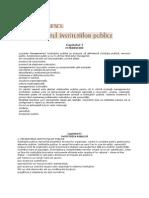 managementul institutiilor publice