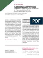 Selección del modo de estimulación en las bradiarritmias