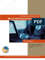 PowerPoint 2010 (Uso Basico)
