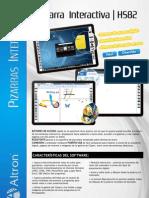 BrochureHS82 Pizarra