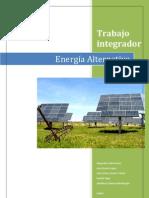 Calentadores Solares (Integrador)
